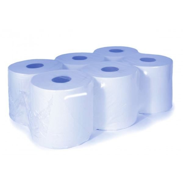CENTREFEED Blue 1 Ply (6x300m)
