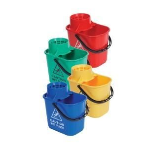 BUCKET AND WRINGER Deluxe 15 Litre