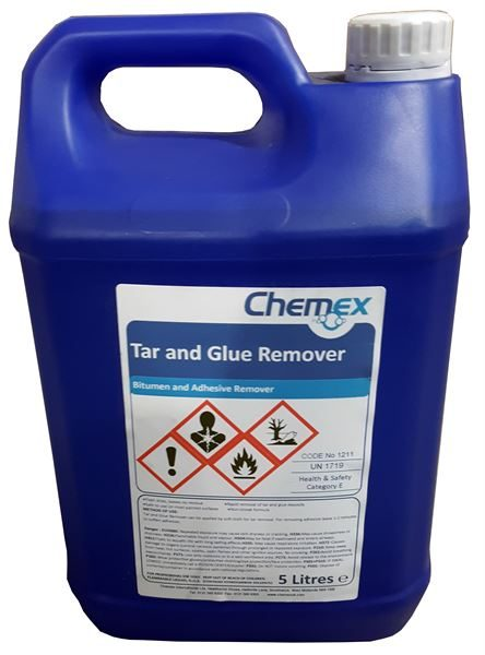 Tar and Glue Remover 5 litre 1211005