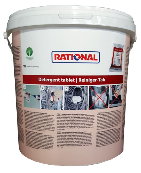 Rational Cleaner tabs RATCL01COU5